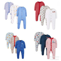 - STORE 3 BABY ORI BOY PACK MOTHERCARE SLEEPSUIT