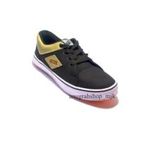 Vans Hitam Sepatu KEts Gold