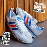 FLASH SALE !! Sepatu Adidas Original SL 72 White France Limited