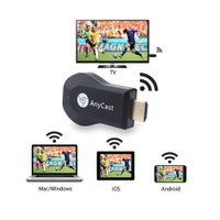 Anycast M100 Plus Dongle DLNA Airplay HDMI Nirkabel Hdmi Dongle