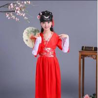 Cheongsam Murah Congsam Kostum Oriental Imlek Anak Murah Menari Baju