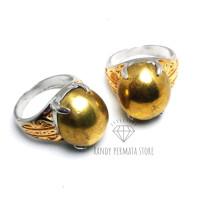 Batu Akik Quality Badar Cincin High Emas