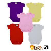 Baby 100 newborn jumper 5pcs pakaian Katun bayi Baju kaos laki jumsuit