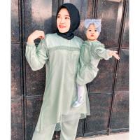 Baju Anak perempuan SERIES Set Ibu Anak dan Couple Couple RAYA Lebaran