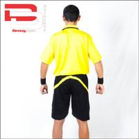 Maestro Sepak Wasit Baju Bola Futsal Baju dan Celana dan