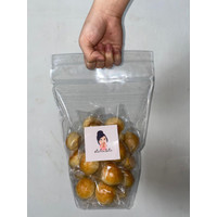 MEDAN pack 25 ijo Pia bapia Hijau Stolenbites pcs Homemade Kacang Taus