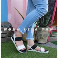 Karet Sepatu Sendal TERMURAH DOCMART Sandal NunuLisaTan