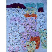 kwalitas Baju bayi paket 12 SNI setelan Tokusen Newborn