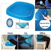 Gel Jok Bantalan Bangku Kantor Mobil Postur Alas Cushion Kursi Sofa Si