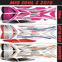 Soul 2010 Mio Z Mio Striping 2010. Soul MX