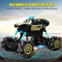 (aurea) 2nd 1 / 14 360 ° Lighting 4wd Rc Car Monster Truck Off Road