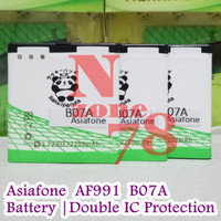 Baterai Asiafone Af991 B07A Double Ic Protection