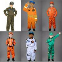 MODEL PILOT Baju ANAK Profesi ASTRONOT BASARNAS WEARPACK Kostum