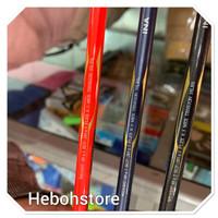 Badminton GRIP BONUS ZIGLER RV LBS Raket FRAME KUAT 35 TERBARU APACS N