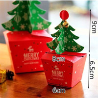 LY Gift Paper Candy Gift Apple Cupcakes Dessert Sweets Pack Box