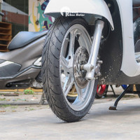 Tubeless IRC Scoopy Beat Matic PRO Mio Soft Vario Ban Compound FASTI 8