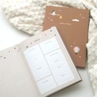 Bayi Nama Buku Thre Custom Journal Design Baby Journal