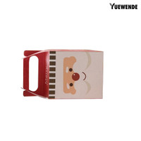 Santa Claus Reindeer Christmas Eve Apple Box Paper Candy Gift
