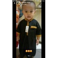 Anak Turki Sittah Navy RZA Lis Lebaran Aqiqah Bayi MW Donker Gold JUBA