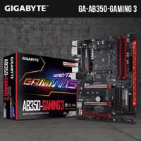 Gigabyte GA AB350 Gaming 3 AM4 B350 DDR4