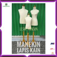 3 SET- DRESSMAKER Manekin Set Tiang Lengkap Patung baju lapis busa