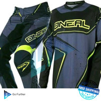 FREE ONGKIR celana baju motocross trail adventure klx crf ktm viar rm