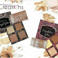 Beauty Creations Highlighter Scandalous Glow and Angel Glow