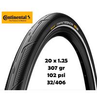 Ban Luar Continental Contact Urban 20 x 1.25 inch ISO 406 Sepeda Lipat