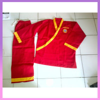 Seragam Silat Tapak Suci Putera Muhammadiyah bahan Drill Lengkap Baju