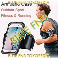 t9eb2 Tas Pinggang Waterproof Hp Olahraga Running Jogging Sport Armban