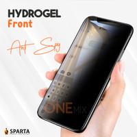 ANTISPY HYDROGEL SAMSUNG S8 PLUS ANTI GORES FULL COVER