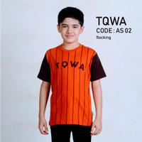 Baju Kaos Kaos Dakwah Remaja Baju Baju Anak laki Branded Muslim Cowok
