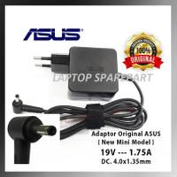 New Charger Adaptor Asus TP410 TP410UA TP410UR 1.75a Ori
