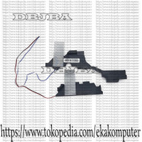 New Lapinternal speaker ASUS K45 K45V K45VD R400V A45V A85V Left & Rig