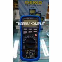 Dekko DM178T True RMS Digital Multimeter Multitester Avometer DM-178T