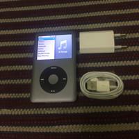 Jual Ipod classic 7 th gen 80 gb sq flat jernih terang Limited