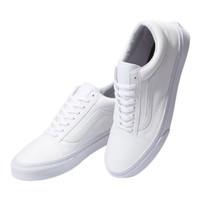Sepatu Vans Old Skool Full White