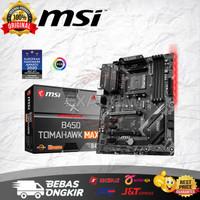 Motherboard MSI B450 Tomahawk MAX II (AM4, B450, DDR4)
