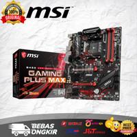 Motherboard MSI B450 Gaming Plus MAX (AM4, B450, DDR4)