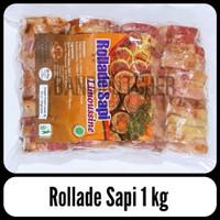 Bandi Rolade - Food King Sapi kg 1 Rollade Murah Katering Beef