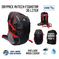 daypack avtech fighstar 35L tas gunung not consina not rei not eiger