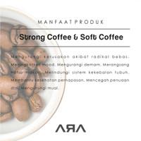 terapi Difuser COFFEE Essential STRONG Oil Aroma Esensial ARA Humidifi
