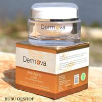 Krim Wajah Flek Hitam | Skincare Anti Aging Dermeva Aman Dan Halal
