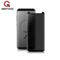 For Samsung Galaxy S8 S9 S8 S9 Plus Note 8 9 Privacy AntiSpy Full T 4j