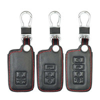 Sarung Dompet Kunci Remote Kulit for Toyota 2 3 4 Buttons Avalon Ca 5n