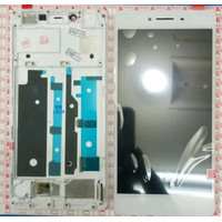 BL LCD TOUCHSCREEN FRAME OPPO R7S R7SF COMPLETE