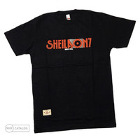 T-shirt Sheila On 7 '210540 Black' Official Merchandise