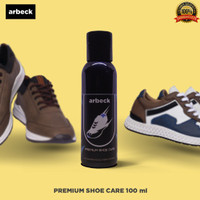 brand Cleaner shoes parfume arback 2 in 1