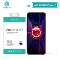 ROG 3 Glass Nillkin HPro 0.2MM 2.5D Film Tempered Glass for ASUS RO 7d