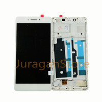 32698 LCD TOUCHSCREEN OPPO R7S R7SF COMPLETE 1SET ORIGINAL PLUS FRAME